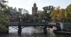 Parc Disney - Epcot - Vue sur le Maroc