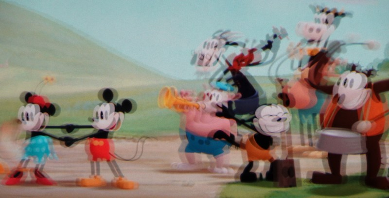 Parc Disney - Epcot - Disney & Pixar Short Short Film Festival
