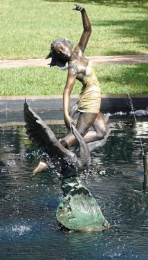 Orlando Downtown - Lac Eola