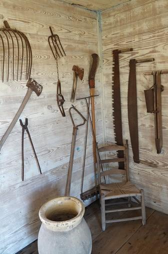 Plantation Laura - Case d'esclaves