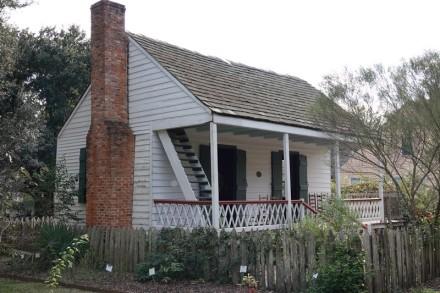 Vermilionville, village historique