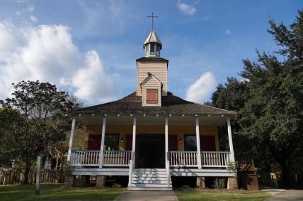 Vermilionville, village historique - Eglise