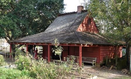 Vermilionville, village historique - Forge