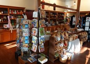 Vermilionville, village historique - La boutique !