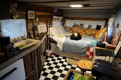 Lafayette - Notre caravane cosy !