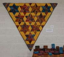 Pont Breaux - Teche Center of the Arts - Patchwork