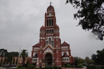 Lafayette - Cathédrale