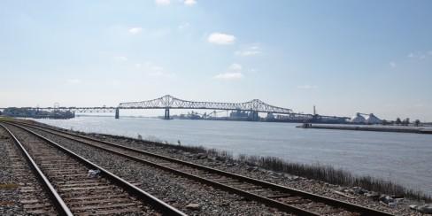 Bâton-Rouge - Rives du Mississippi
