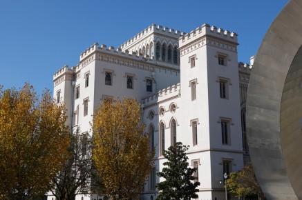 Bâton-Rouge - Old Capitole
