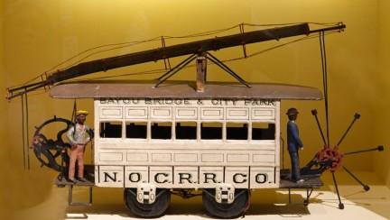 Bâton-Rouge - Capitol Park Museum - Trolley
