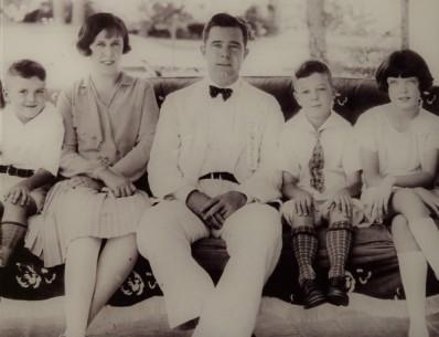 Bâton-Rouge - Capitol Park Museum - Huey Pierce Long, homme politique très controversé qui a tout de même favorié le développement économique de la Louisiane de 1928 à 1935 - Après son assassinat en 1935, son épouse fut la première femme élue sénateur