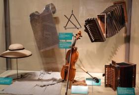 Bâton-Rouge - Capitol Park Museum - Musique cajun