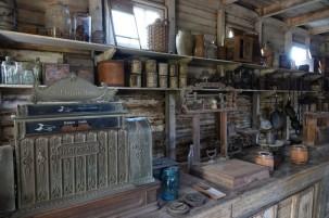 Bâton-Rouge - LSU Rural Life Museum - Vieille caisse enregistreuse