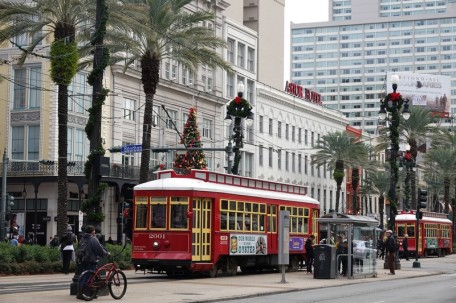 New Orleans - Canal street