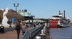 New Orleans - Au bord du Mississippi - Natchez