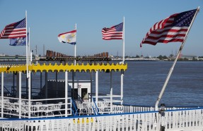 New Orleans - Au bord du Mississippi - Creole Queen