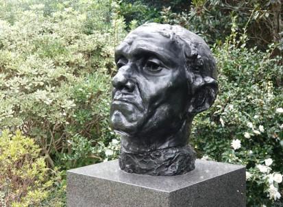 New Orleans - Jardin des sculptures - Auguste Rodin