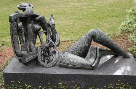 New Orleans - Jardin des sculptures - Ossip Zadkine
