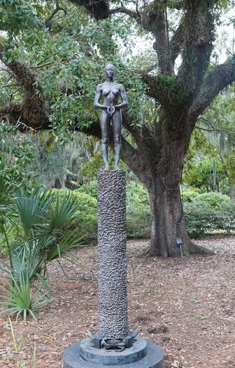 New Orleans - Jardin des sculptures - Robert Graham