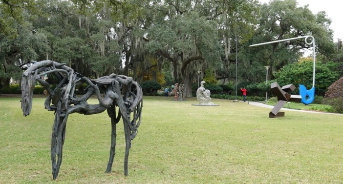 New Orleans - Jardin des sculptures