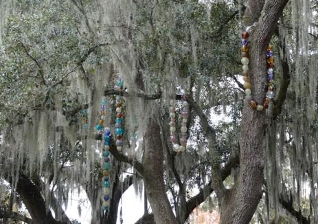 New Orleans - Jardin des sculptures - Jean-Michel Othoniel