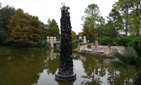 New Orleans - Jardin des sculptures - Arman