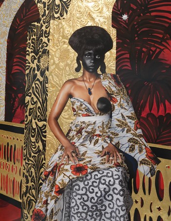 New Orleans Museum of Art - Lina Iris Viktor