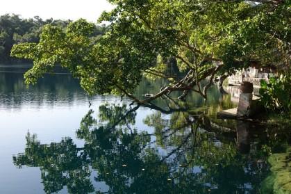 Bacalar - Cenote Azul
