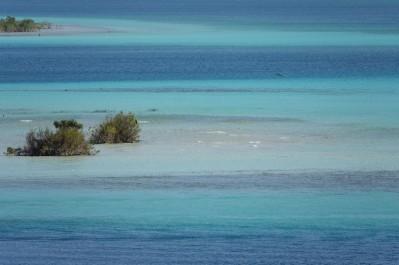 Bacalar - Vers la Cenote Cocalitos