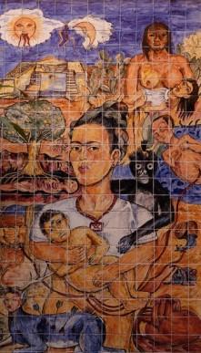 Valladolid - Casa de los Venados - Frida Kahlo