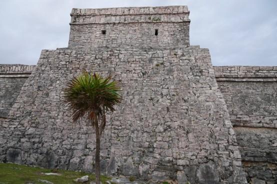 Site archéologique de Tulum - Château