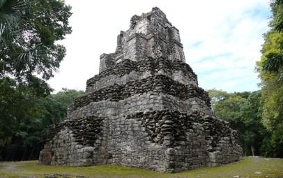 Ruines de Muyil