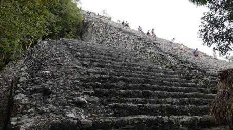 Coba - La Grande Pyramide