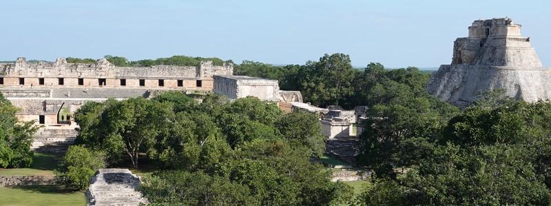 A Uxmal, au cœur de la plus belle cité antique desMayas