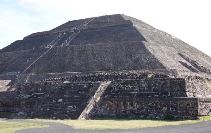 Site archéologique de Teotihuacan - Pyramide du Soleil