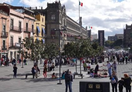 Mexico - Zocalo