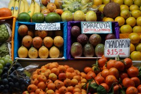 Coyoacan - Marché central