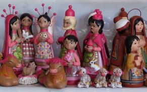 Coyoacan - Marché de Noël