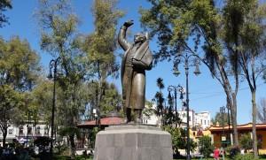 Coyoacan - Plaza Hidalgo