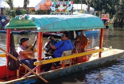 Canaux de Xochimilco