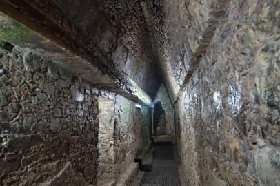 Site archéologique des ruines de Palenque - Templo XIII - Tombe de la Reine, intérieur