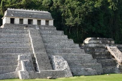Site archéologique des ruines de Palenque - Templo de los Inscripciones
