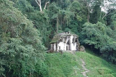 Site archéologique des ruines de Palenque