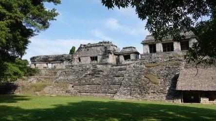Site archéologique des ruines de Palenque - Grupo Norte