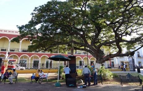 Campeche - Place principale