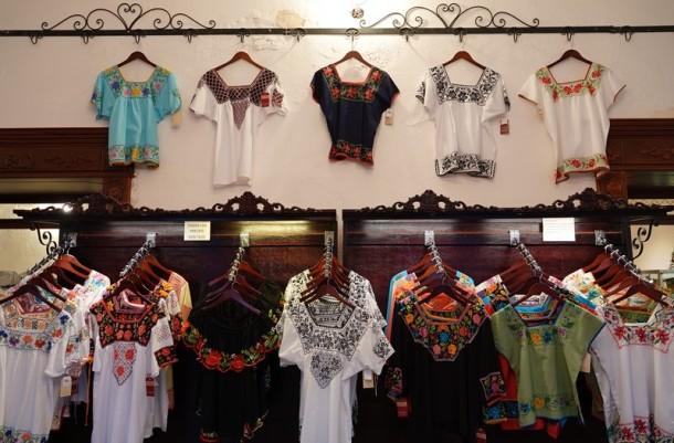 Campeche - Bel artisanat !