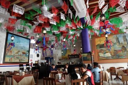 Campeche - Restaurant