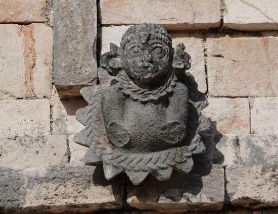 Uxmal - Quadrilatère des Nonnes