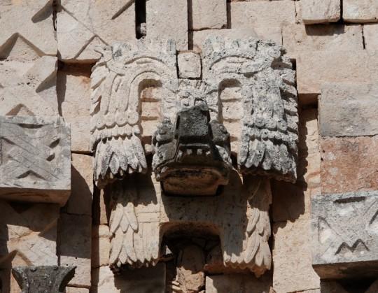 Uxmal - Palais du Gouverneur