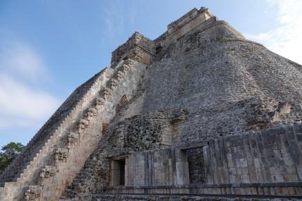 Uxmal - Pyramide du Devin